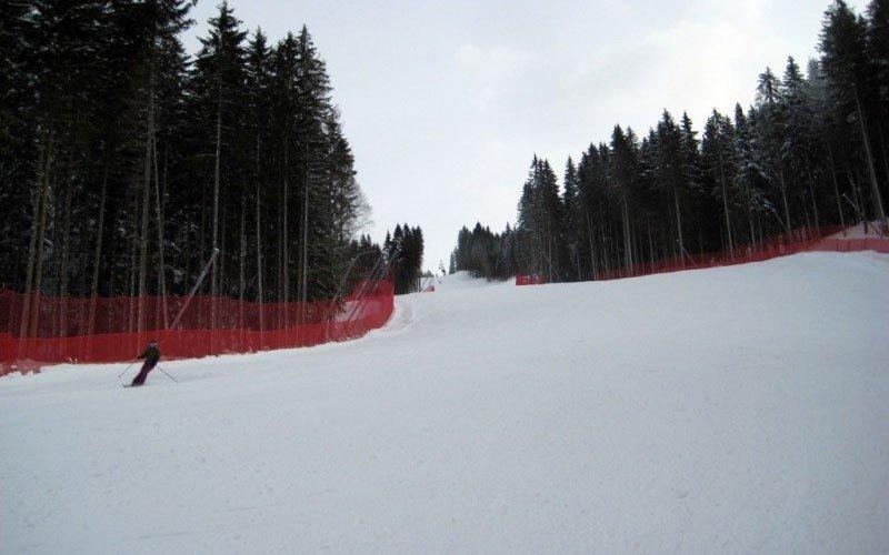 Kandahar piste Garmisch Partenkirchen
