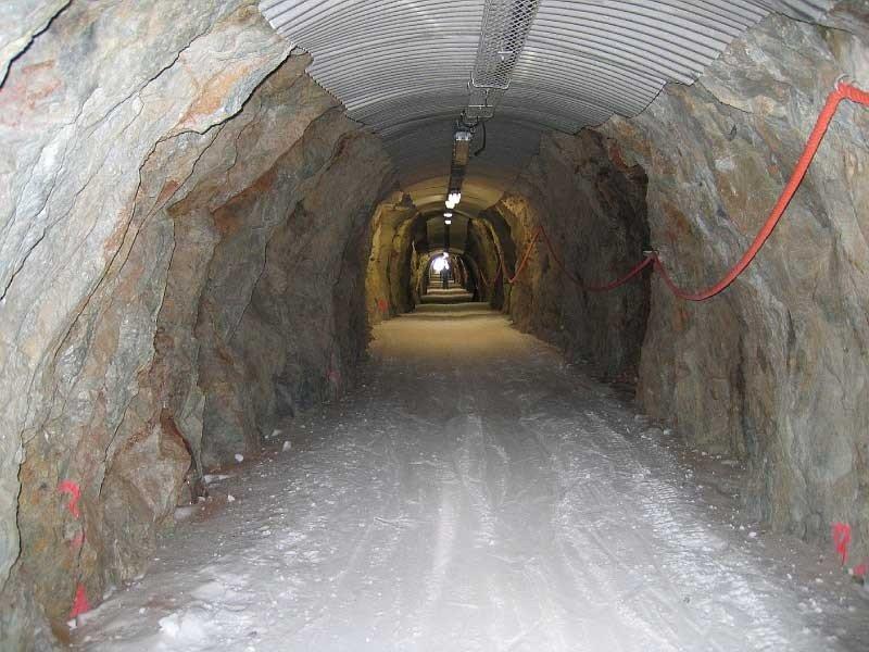 Le Tunnel Alpe d'Huez