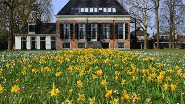 Prachtige lentefoto gefotografeerd door Martin Vye.