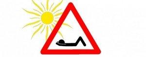Bij zon is de UV-index 6 (roodkleuring onbeschermde huid na 15-20 min.).