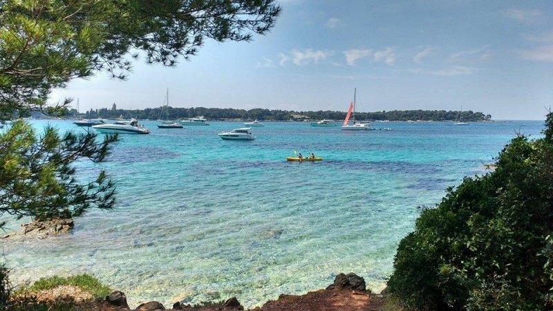 Ile Ste Marguerite - Iles De Lerins - Cannes.