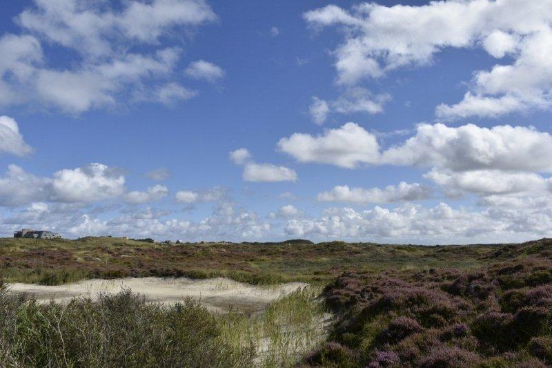 Flinke zonnige perioden op Terschelling bij Sytse Schoustra.