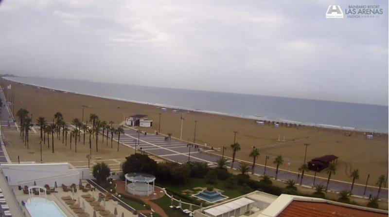 valencia-Playa de la Malvarrosa