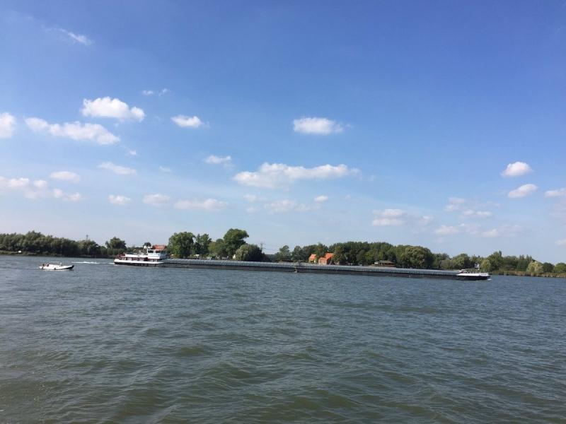 Ook Arno van Brakel maakte een mooie foto van de prachtige dag.
