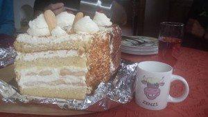 Dat zijn tenminste taartpunen!!