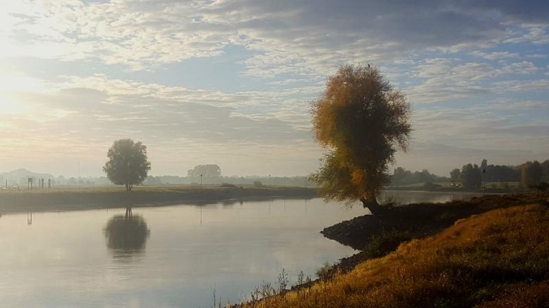 Deze prachtige rustgevende foto werd gemaakt door Mark Wolvenne.