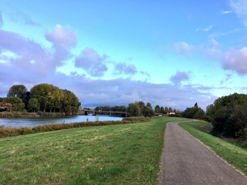 Ook Arno van Brakel maakte gisteren weer een mooie foto.