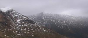 Slecht weer in de oostelijke Alpen met momenteel nog een hoge sneeuwgrens (2200 meter). Bron: bergfex.com Bad Gastein