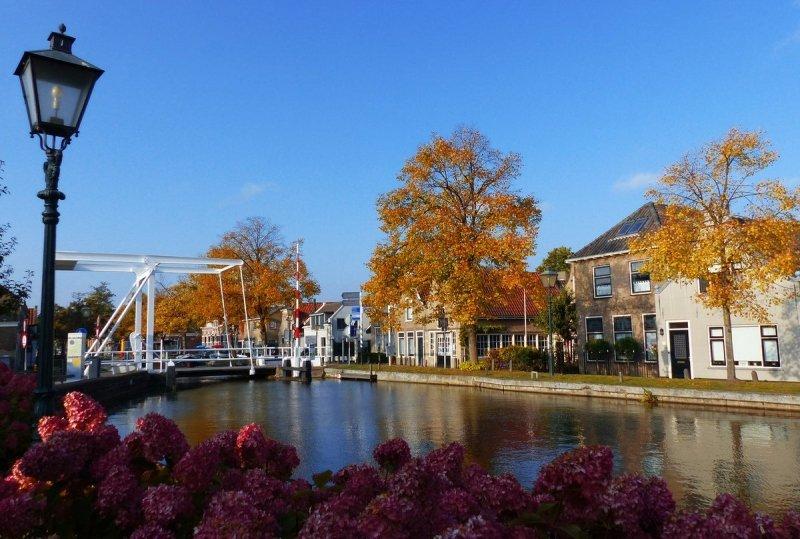 een prachtige herfstfoto van Gieny van Asten.