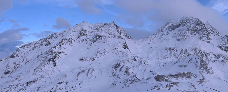 Na de sneeuw komt de zon (Les Arcs). Bron: bergfex.at