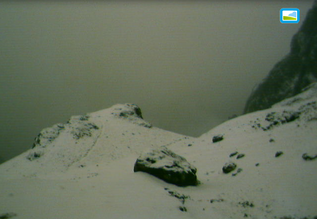 Sneeuwval aan de Picu Urrielu in de Picos de Europa (Spanje). Bron: picuurrielu.com