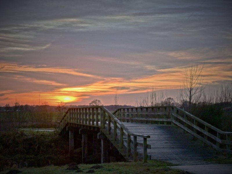nog een fraaie van de 'sunset'. Deze foto werd gemaakt door Gerard (@geraldotabe)