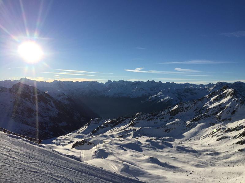 Prachtig weer en dus schitterende webcambeelden in Silbvretta Montafon. Bron: twitter Alpenweerman