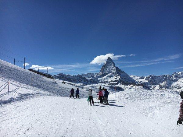 Zermatt Maart 2017