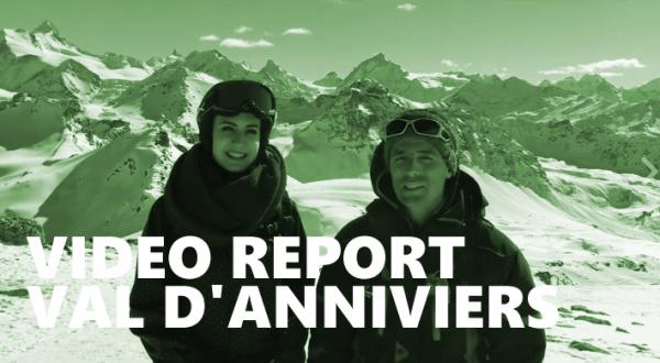 Videoreport Val d'Anniviers