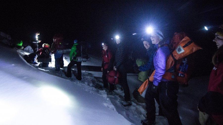 poolnacht ijsgrot