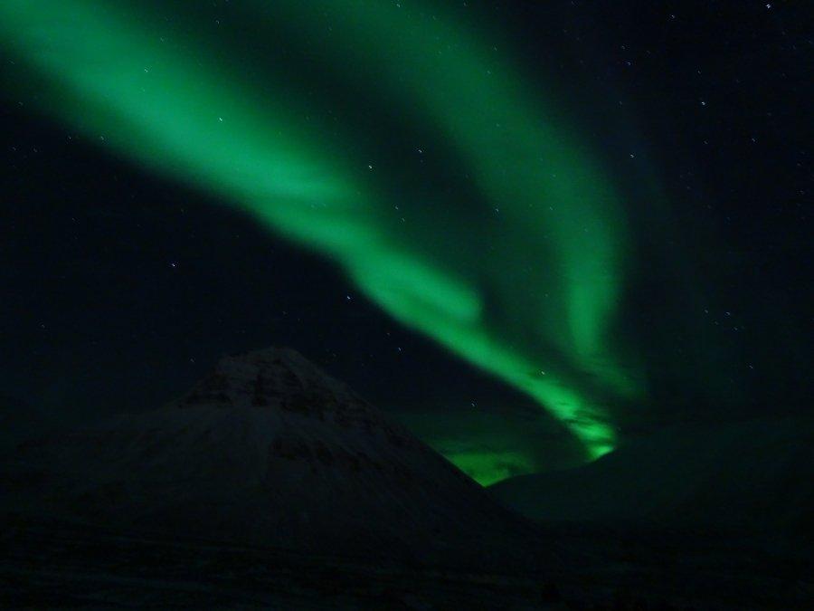 Noorderlicht poolnacht