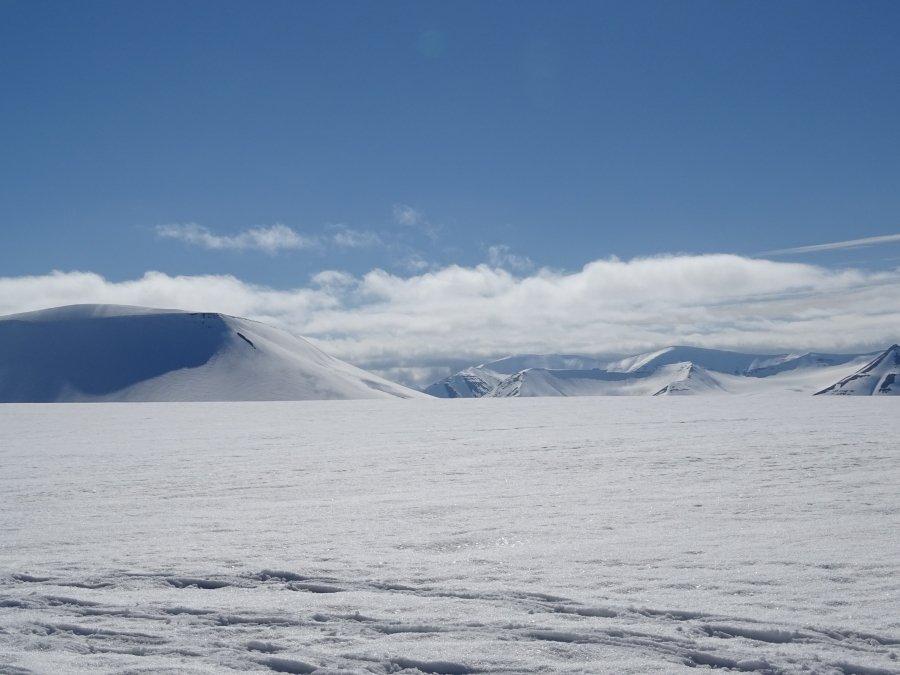 Foxfonna Svalbard