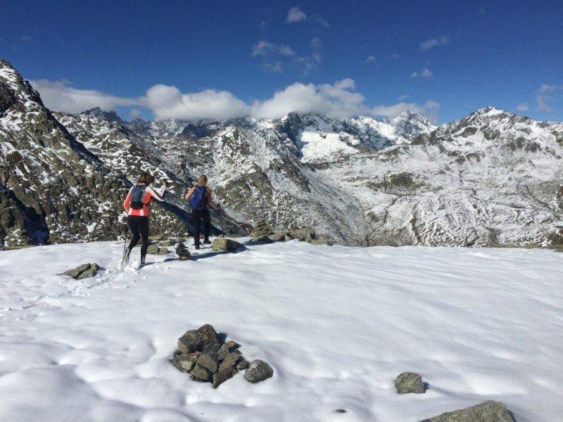 Trailrunning in Zwitserland