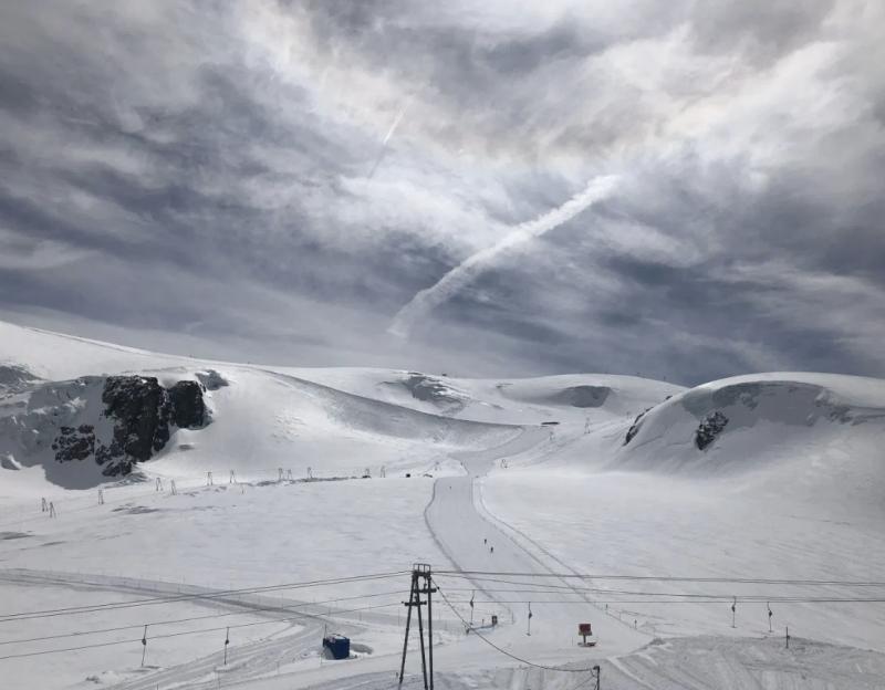 De Zwitserse kant -Zermatt in Cervinia
