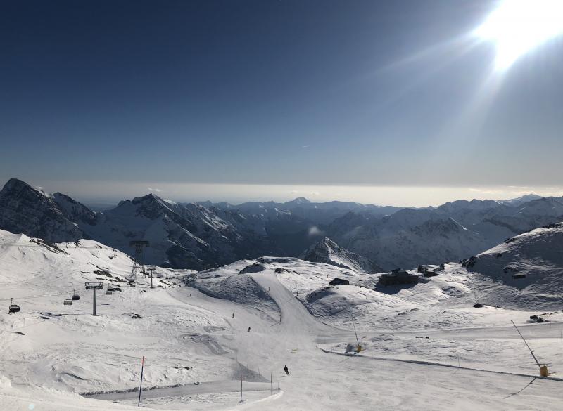Monte Rosa een waar paradijs in Italië